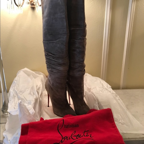 on sale c6430 8e5cf Christian Louboutin Boots